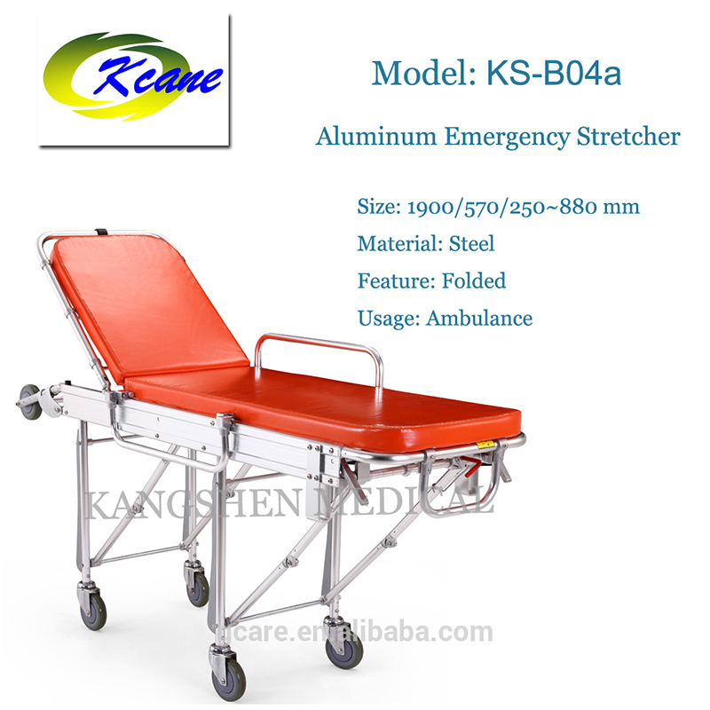 hospital jointing hospital stretcher ambulance table Kangshen Medical company