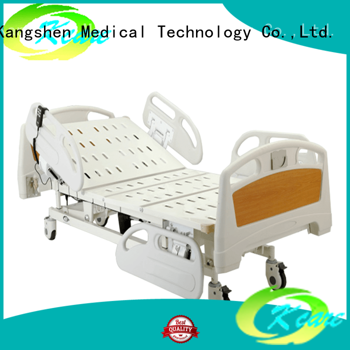 Wholesale central electric hospital bed Kangshen Medical Brand