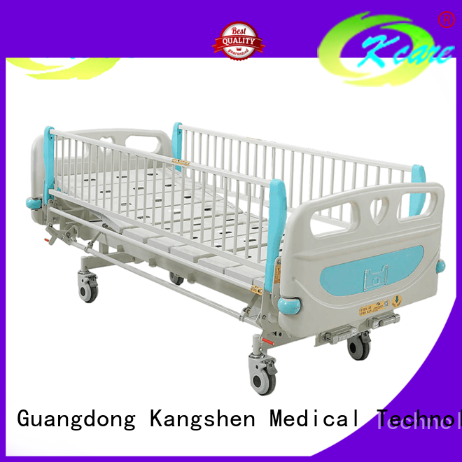 manual functions hospital cranks childrens hospital bed Kangshen Medical Brand
