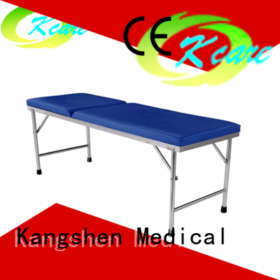 Kangshen Medical Brand backrest examination electric flat examination table
