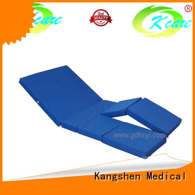 sections flat hospital three hospital mattress pad Kangshen Medical Brand