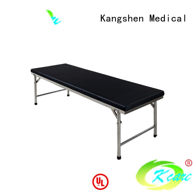 Hot medical examination table flat Kangshen Medical Brand