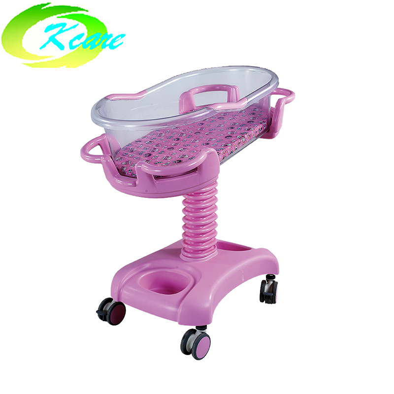 ABS Two Functions Trolley Baby Hospital Bed KS-R003