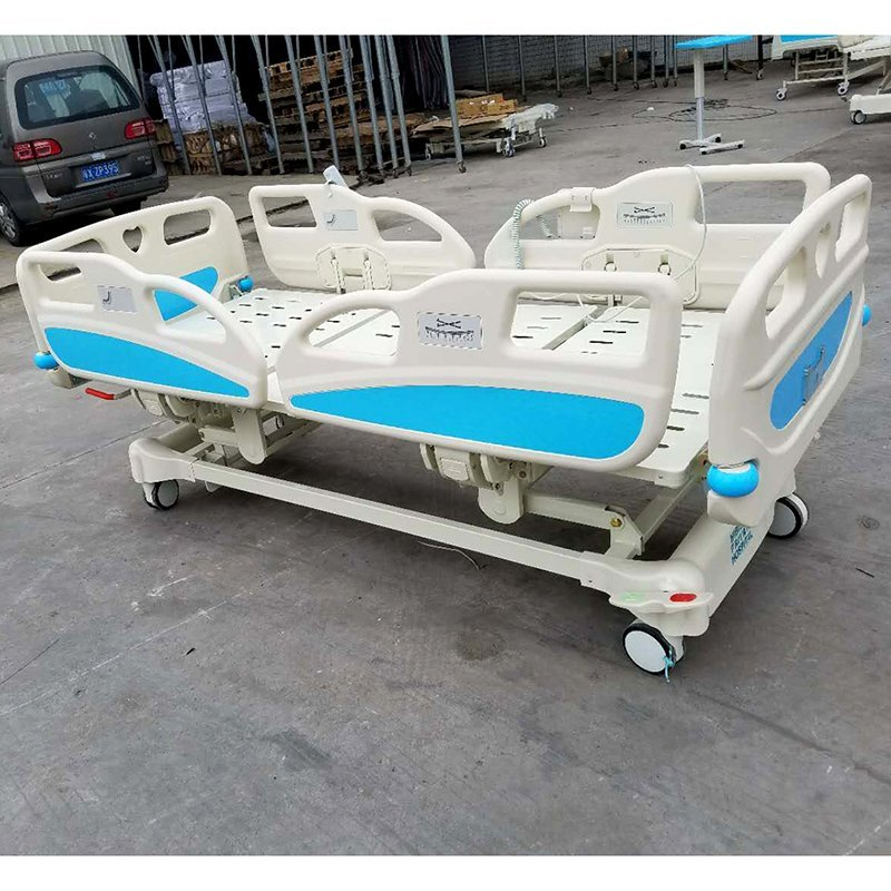Electric 5 Functions Medical Hospital Bed GS-858