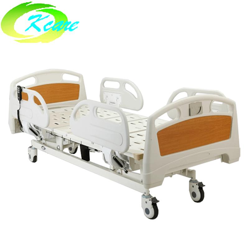 Kangshen Medical PP Side Rails Fence Three Functions Electric Hospital Bed KS-828c Electric Hospital Bed image95