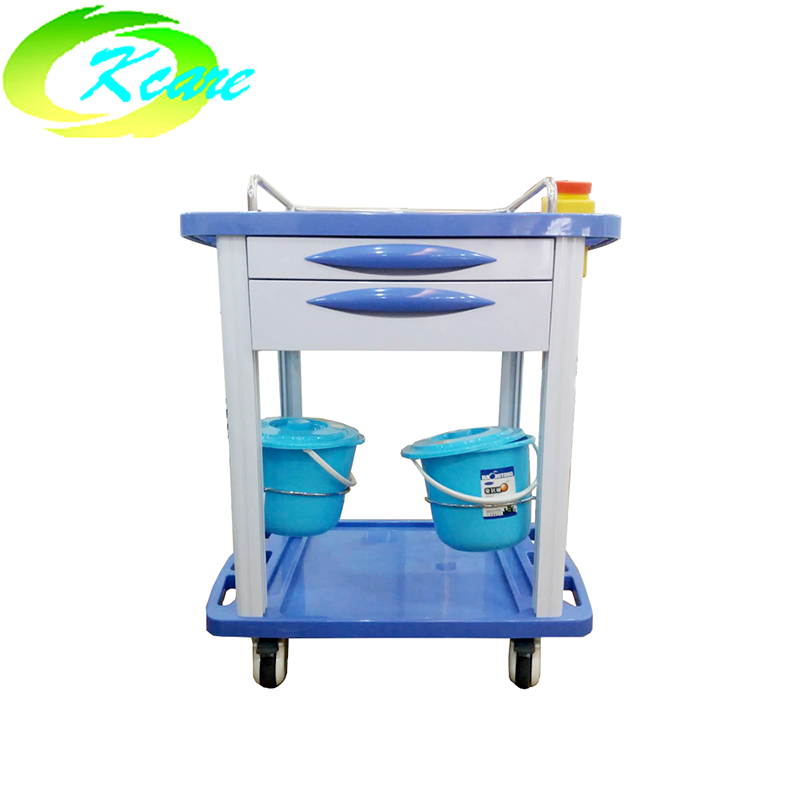 ABS Hospital Treatment Trolley Cart KS-860CH-4