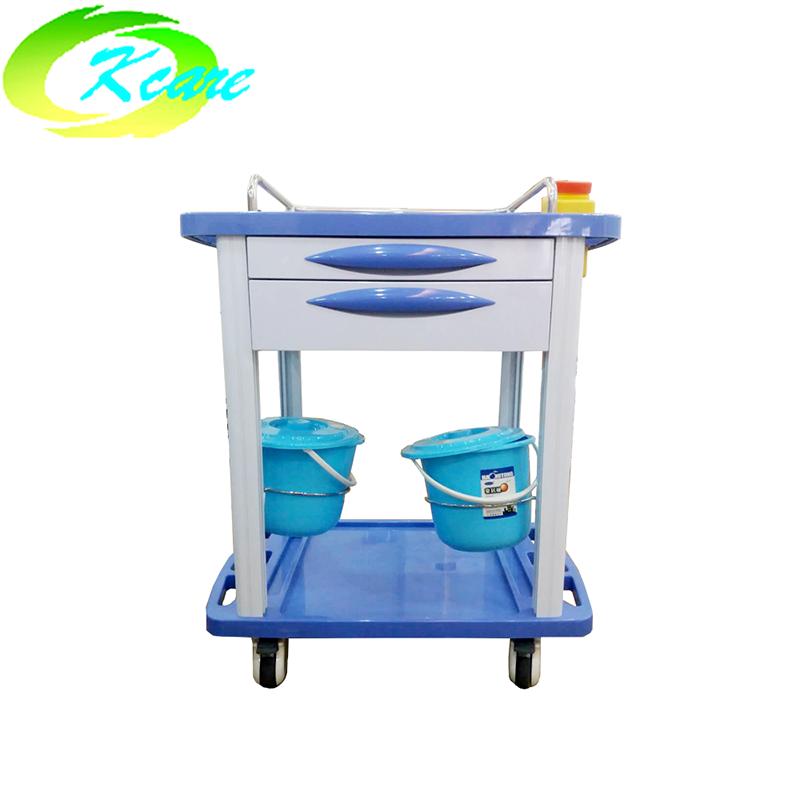ABS Hospital Treatment Trolley Cart KS-860CH-4