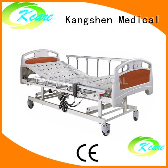 medical twofunction adjustable electric beds for sale brake multifunction Kangshen Medical Brand