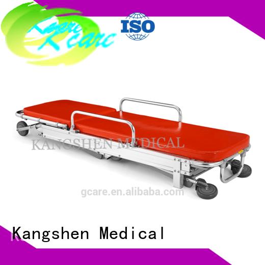 ambulance operation table hospital stretcher emergency Kangshen Medical