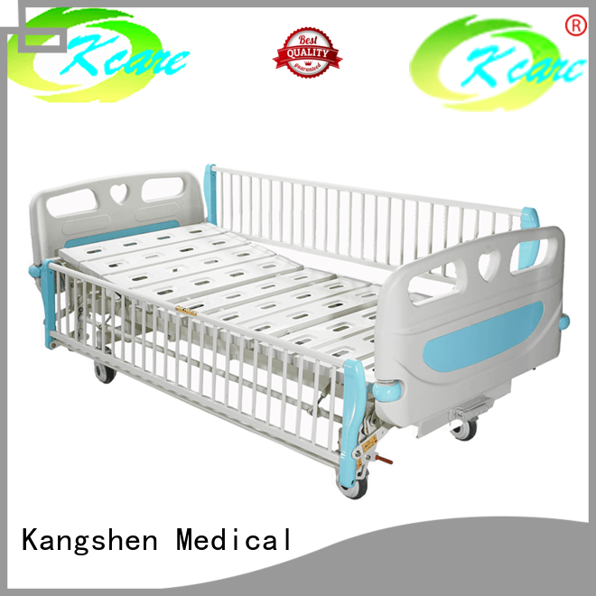 childrens hospital bed trolley onecrank Warranty Kangshen Medical