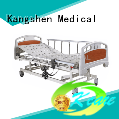 Kangshen Medical Brand central room electric hospital bed manufacture