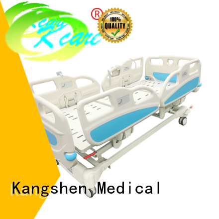 scale nurse rails electric hospital bed Kangshen Medical
