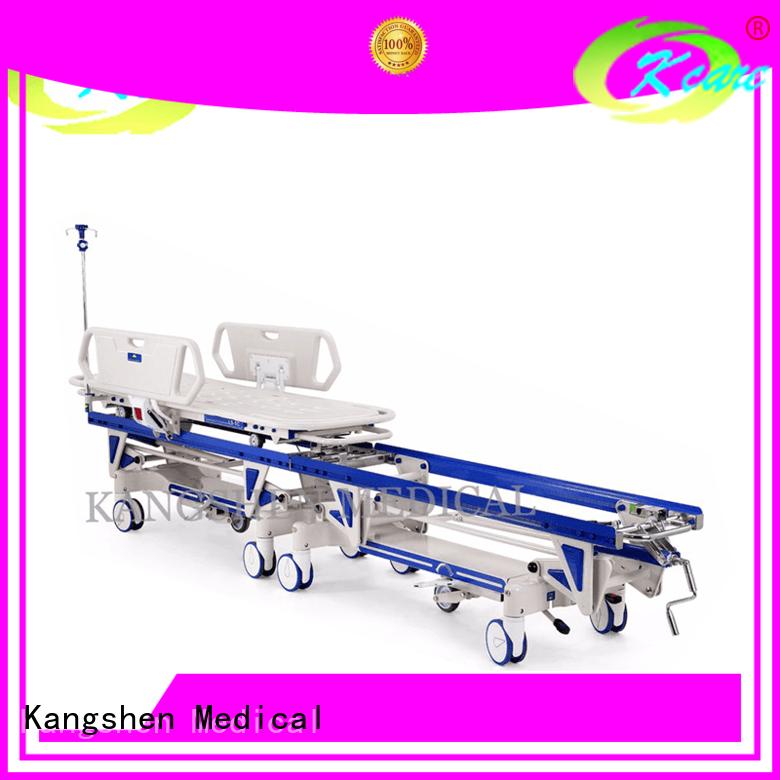 Hot operation hospital stretcher ambulance hospital Kangshen Medical Brand