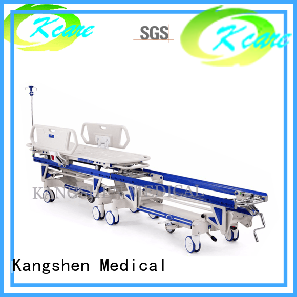 Quality Kangshen Medical Brand ambulance stretcher for sale stretcher jointing