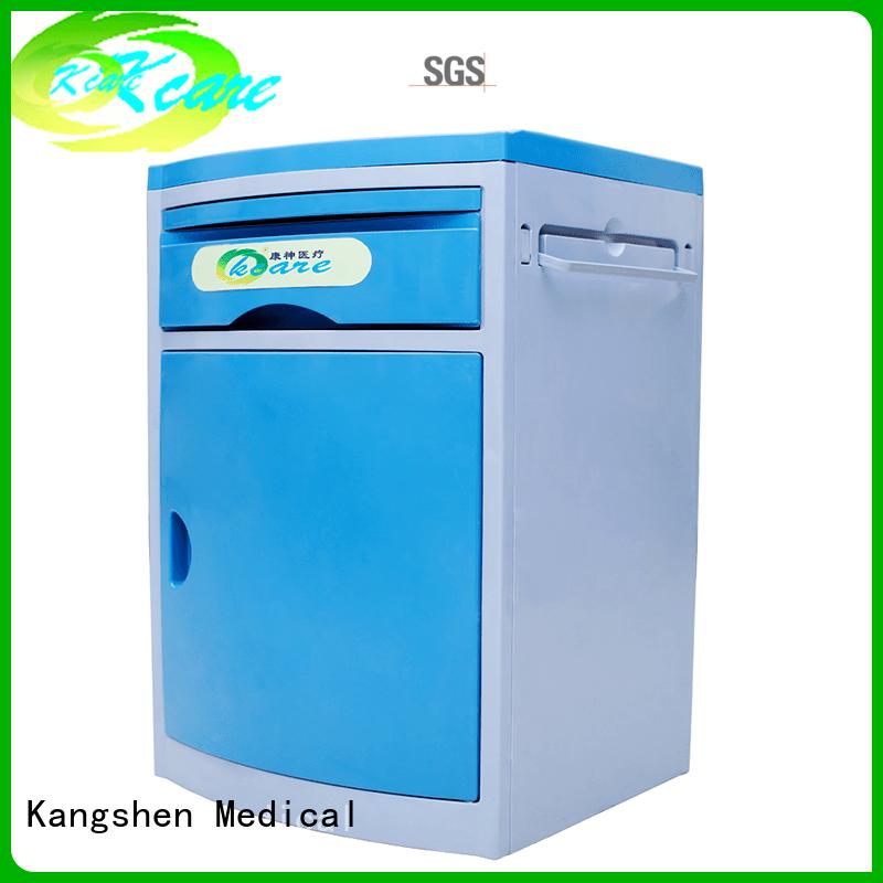 cabinet hospital hospital bedside cabinet abs Kangshen Medical Brand company