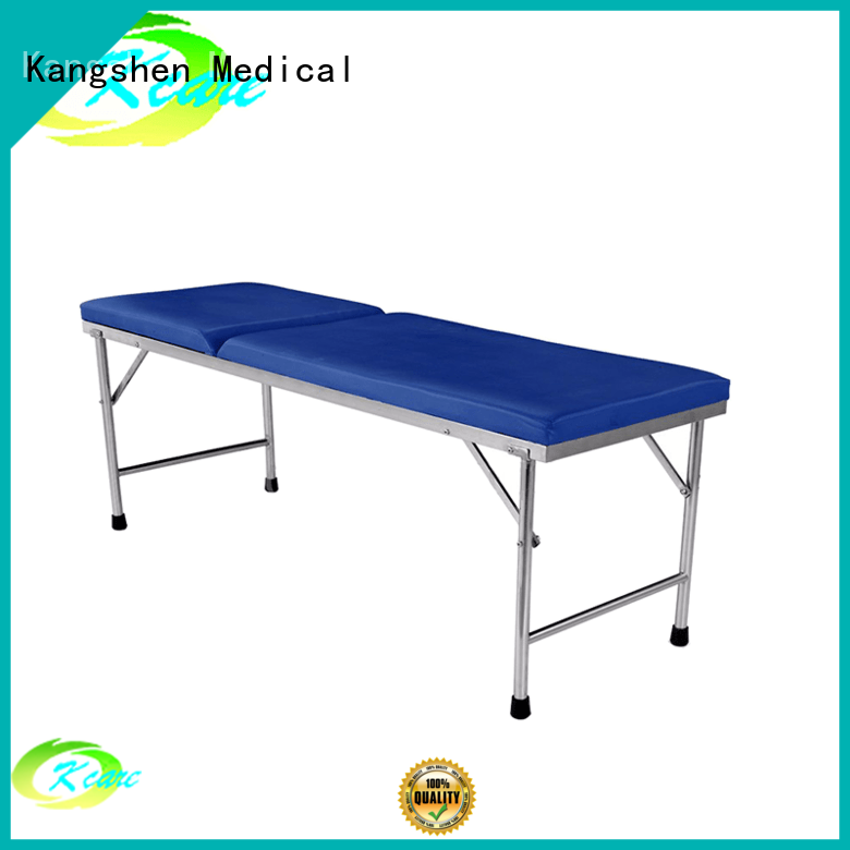 Custom flat electric examination table Kangshen Medical table
