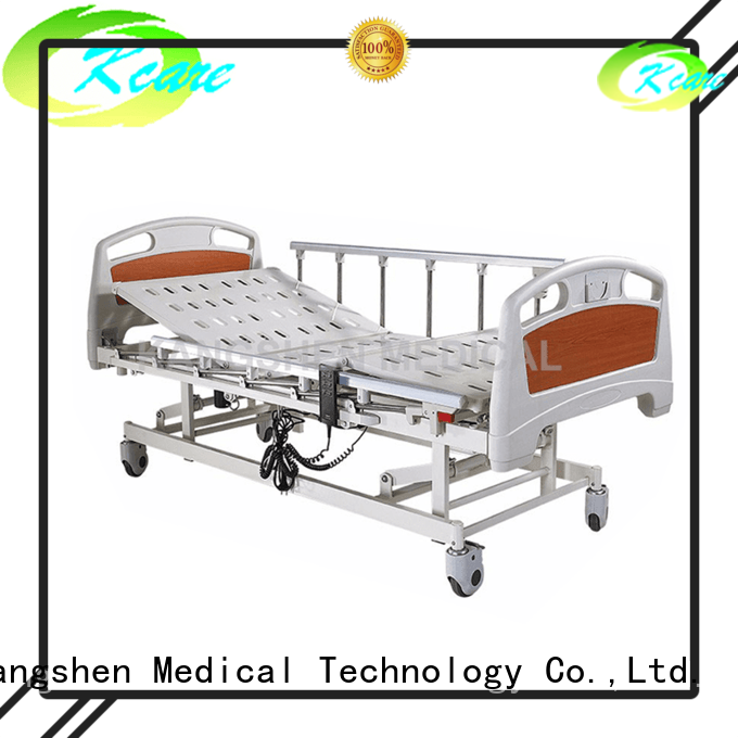 rail adjustable electric beds for sale electrical pp Kangshen Medical Brand