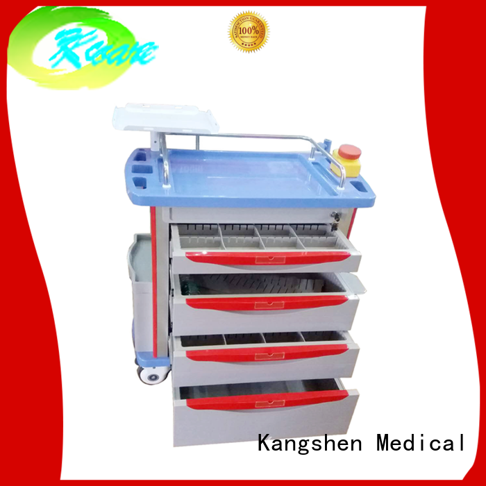 trolley abs medical cart manufacturers hospital Kangshen Medical company