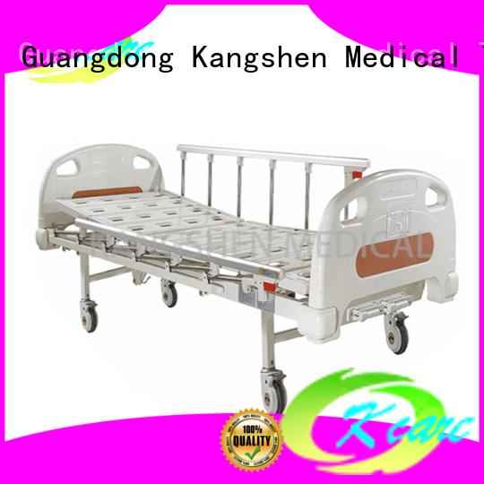 adjustable rail Kangshen Medical Brand manual hospital bed