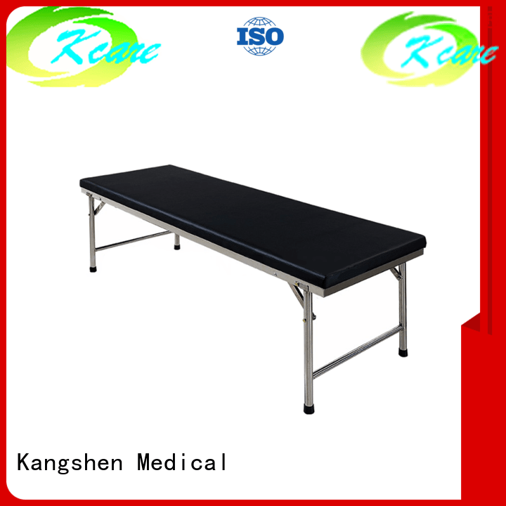 Kangshen Medical Brand table backrest flat examination table