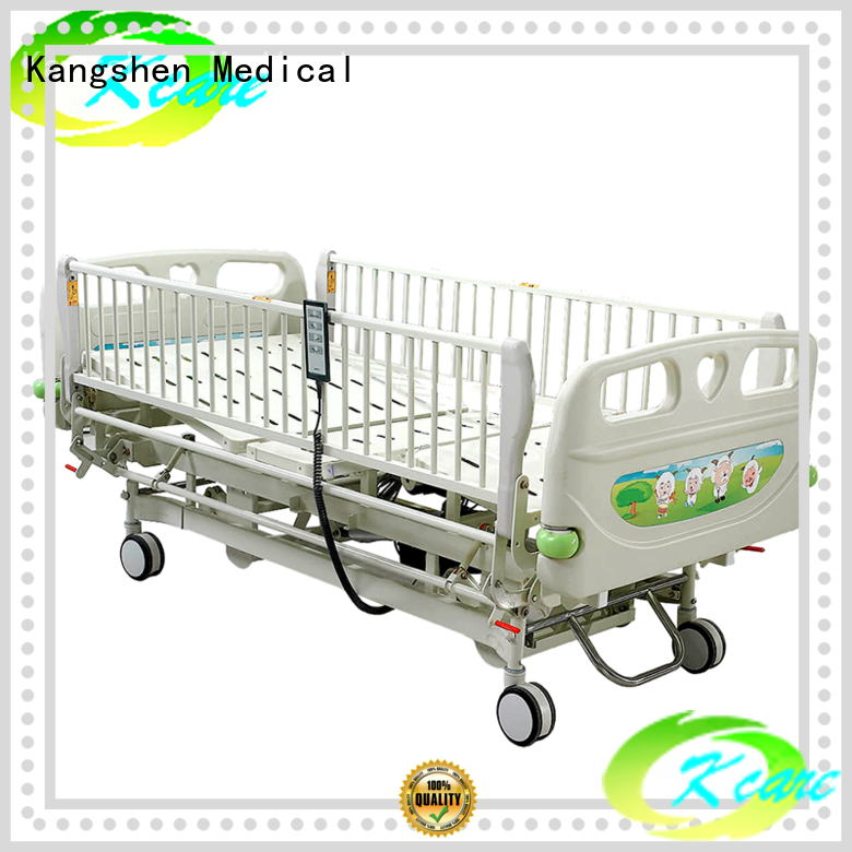 bed functions childrens hospital bed two abs Kangshen Medical Brand
