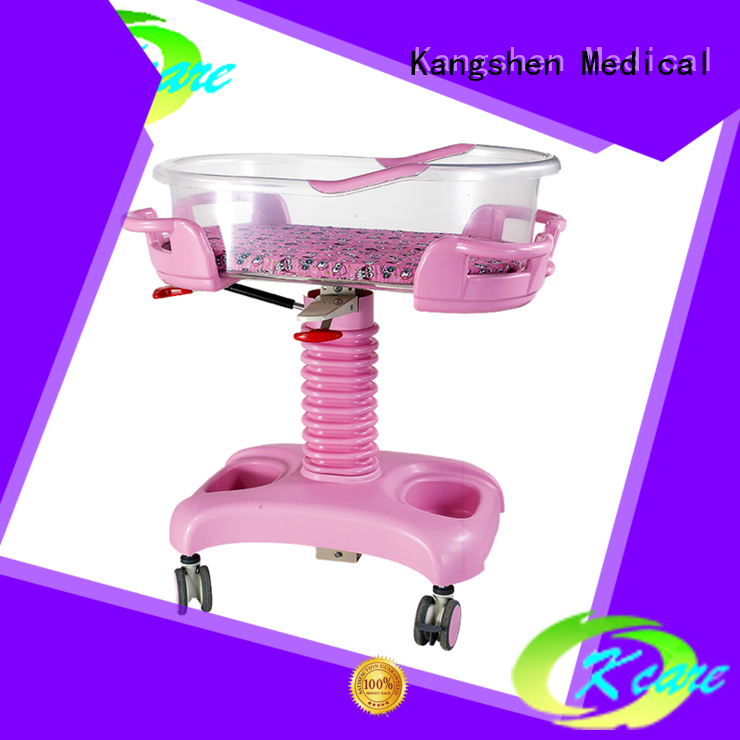 functions children's hospital beds trolley Kangshen Medical company