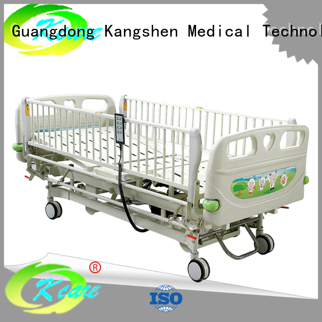 Kangshen Medical onecrank electric children's hospital beds