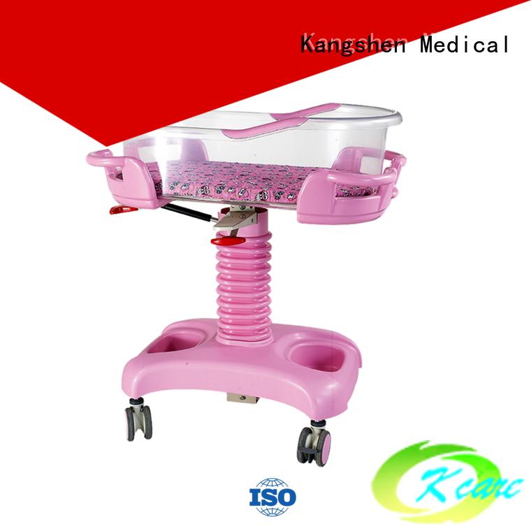 Kangshen Medical functions children's hospital beds trolley