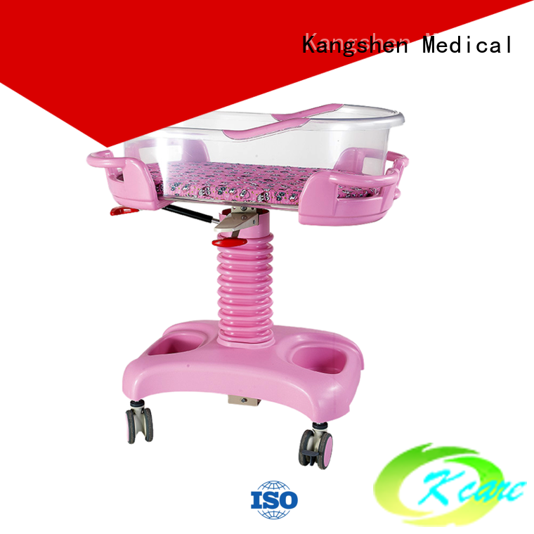 Kangshen Medical functions children's hospital beds trolley