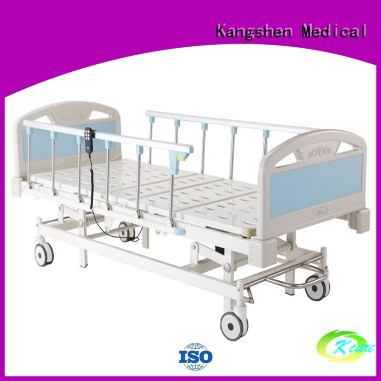 Custom economical deluxe electric hospital bed Kangshen Medical pp