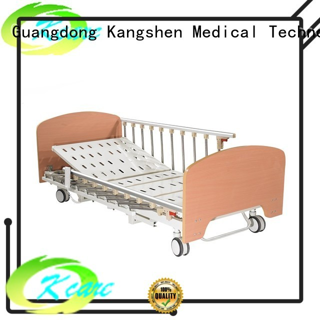 elderly functions Kangshen Medical Brand electric hospital bed for home use