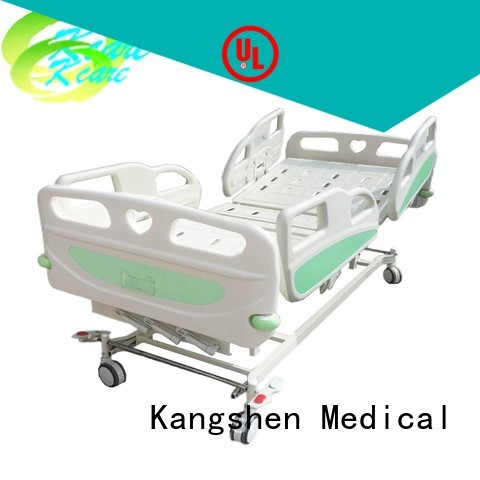 manual hospital bed price room metal bed Warranty Kangshen Medical