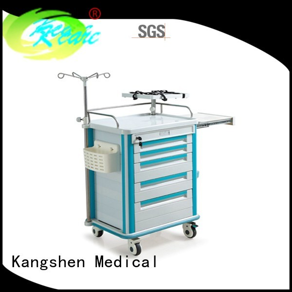 emergency treatment Kangshen Medical Brand medical cart manufacturers factory