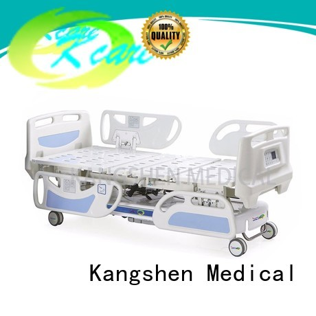 Hot electric hospital bed central Kangshen Medical Brand