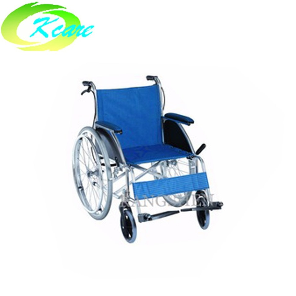Manual Folding Wheel Chair Suitable for Elderly KS-D609