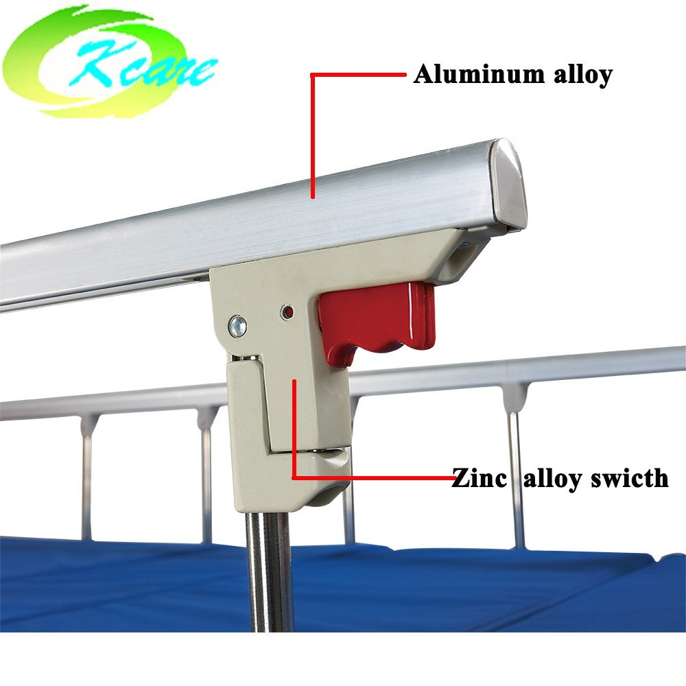 Kangshen Medical Double Functions Manual Medical Bed for Hospital with 125mm Castors KS-S207yh Manual Hospital Bed image93