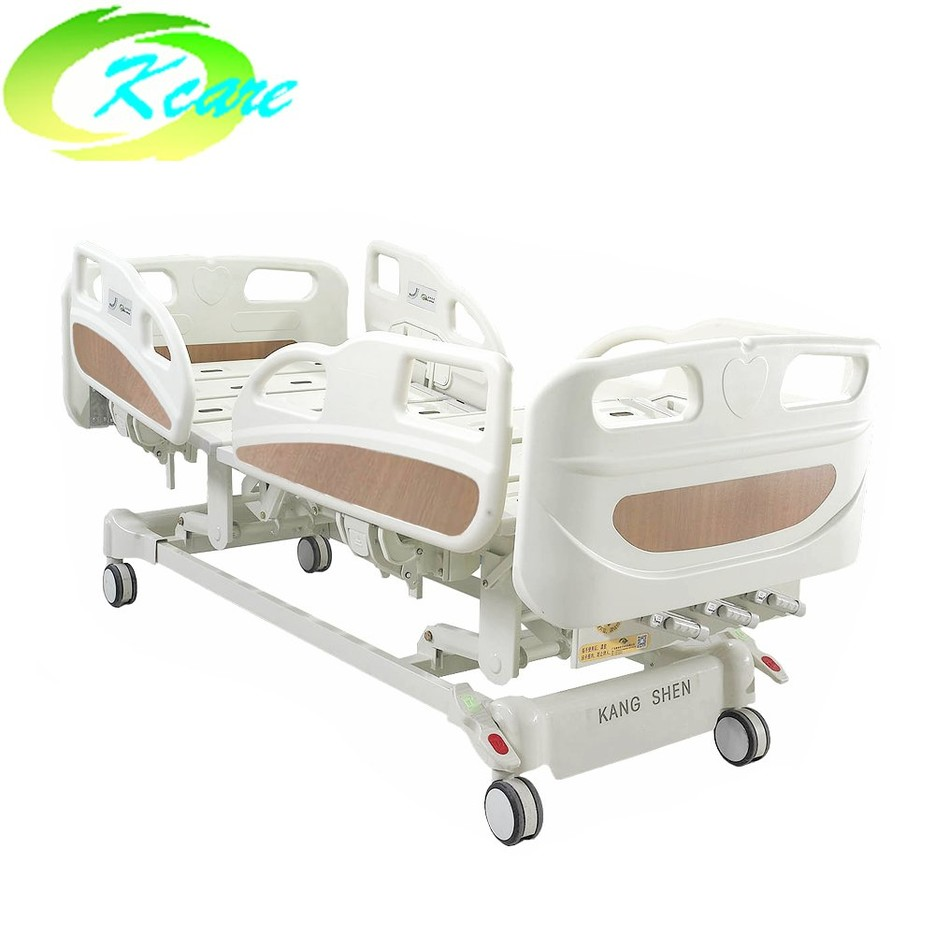 Adjustable Height Hand Operated Manual Hospital Bed with 3 Functions KS-S303yh