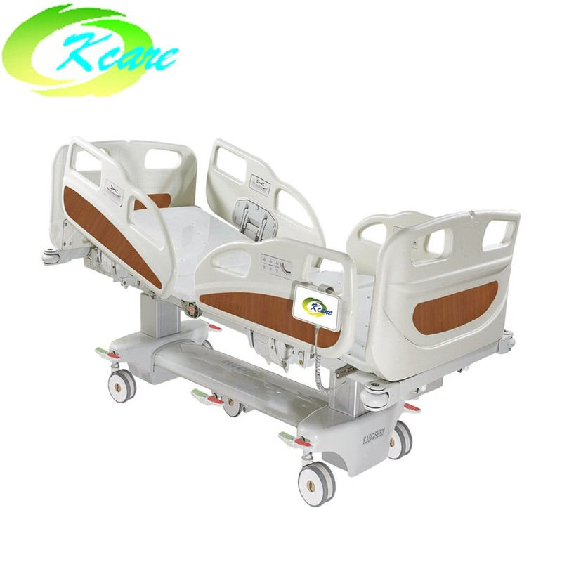 Paramount Adjustable Multifunction Electric Medical Hospital Bed for ICU Room GS-836