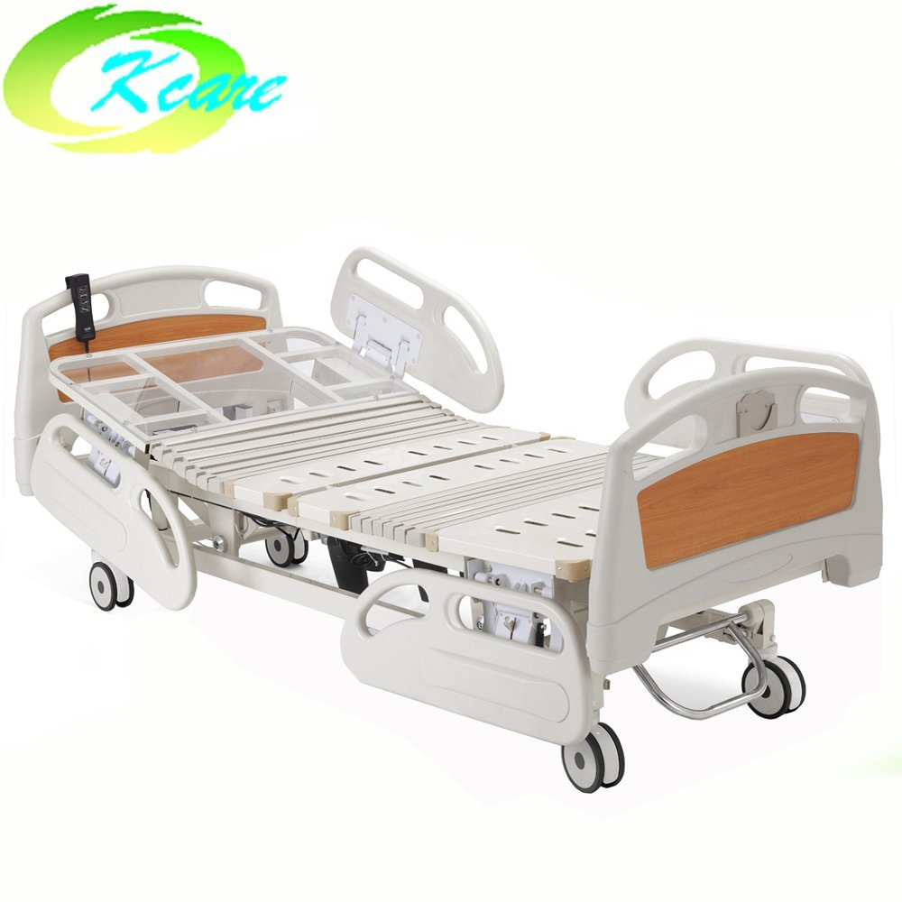 Kangshen Medical Five-Function Luxurious Electrical Hospital Bed Price with Crp X-ray KS-838c Electric Hospital Bed image68