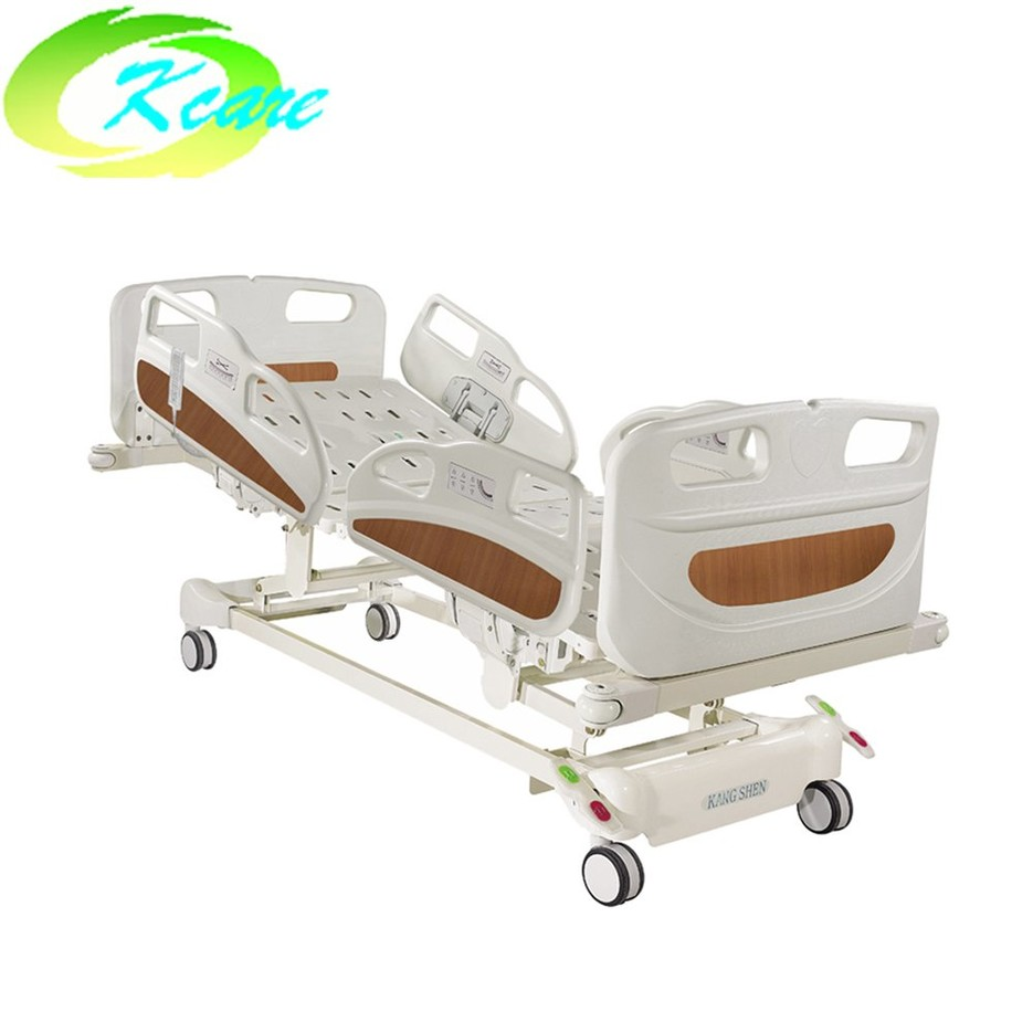 Five Function Multi-function Patient Electrical Hospital Bed with CPR GS-858