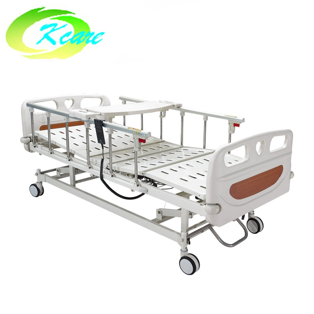Medical Apparatus Economic Electric Adjustable Bed Frame Electric Hospital Nurse Bed GS-828