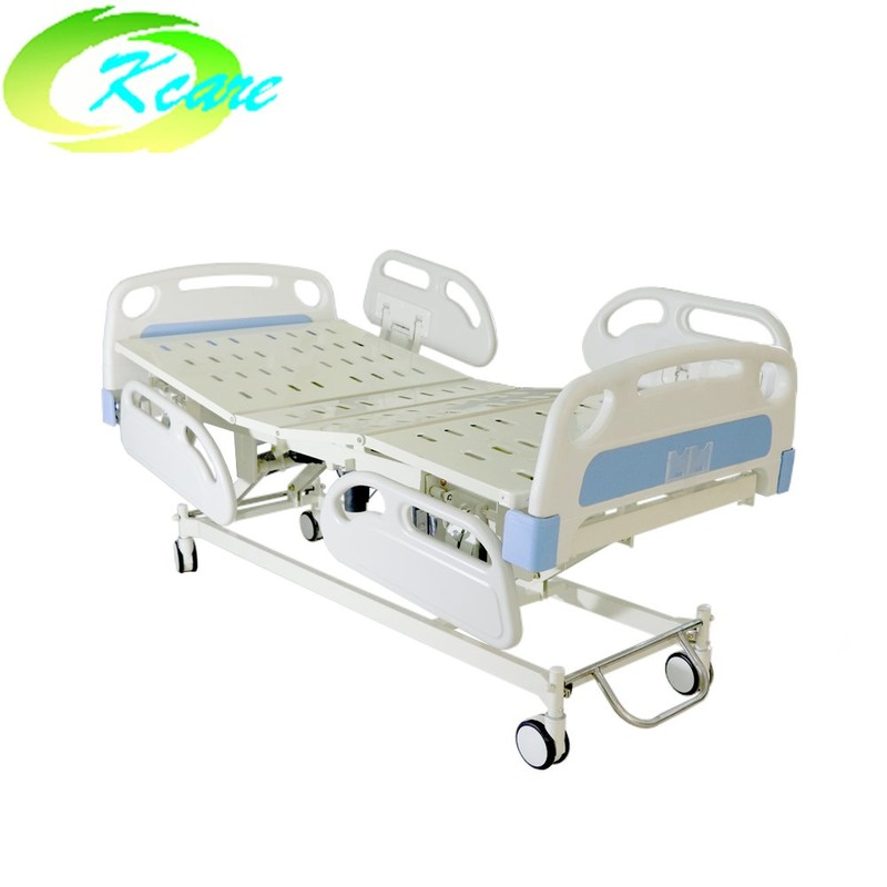 Electric Medical Vibrating Adjustable Rotating Hospital Bed KS-828g