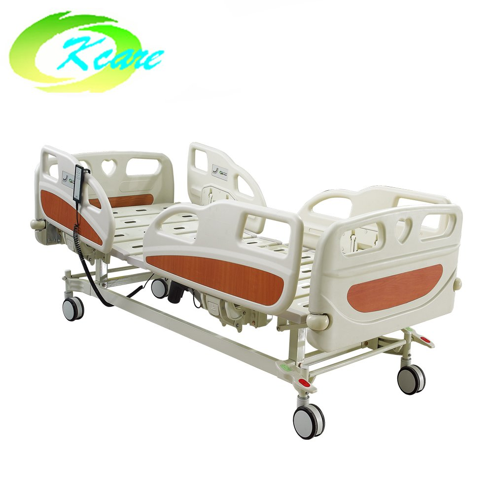 Kangshen Medical Two-Function Stainless Paramount Electric Hospital Bed GS-818(c) Electric Hospital Bed image59