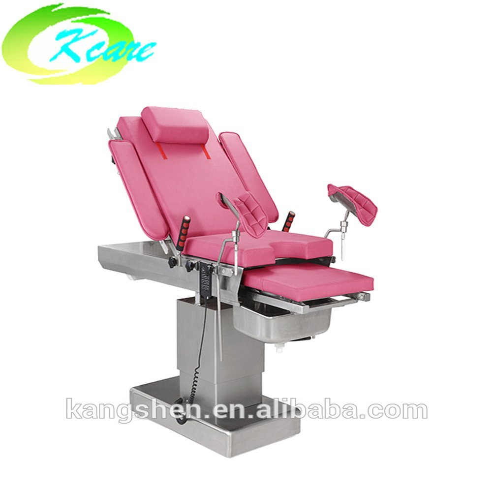 Electric Gynecological Beds Delivery Table Beds KS-811