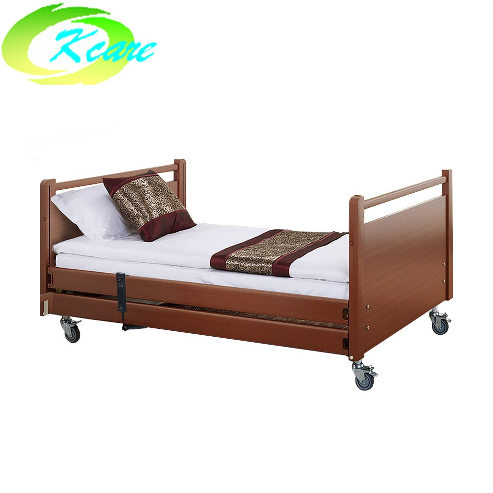 Kangshen Medical General used two-function manual home care bed for elderly KS-S203jh Home Care Bed image49
