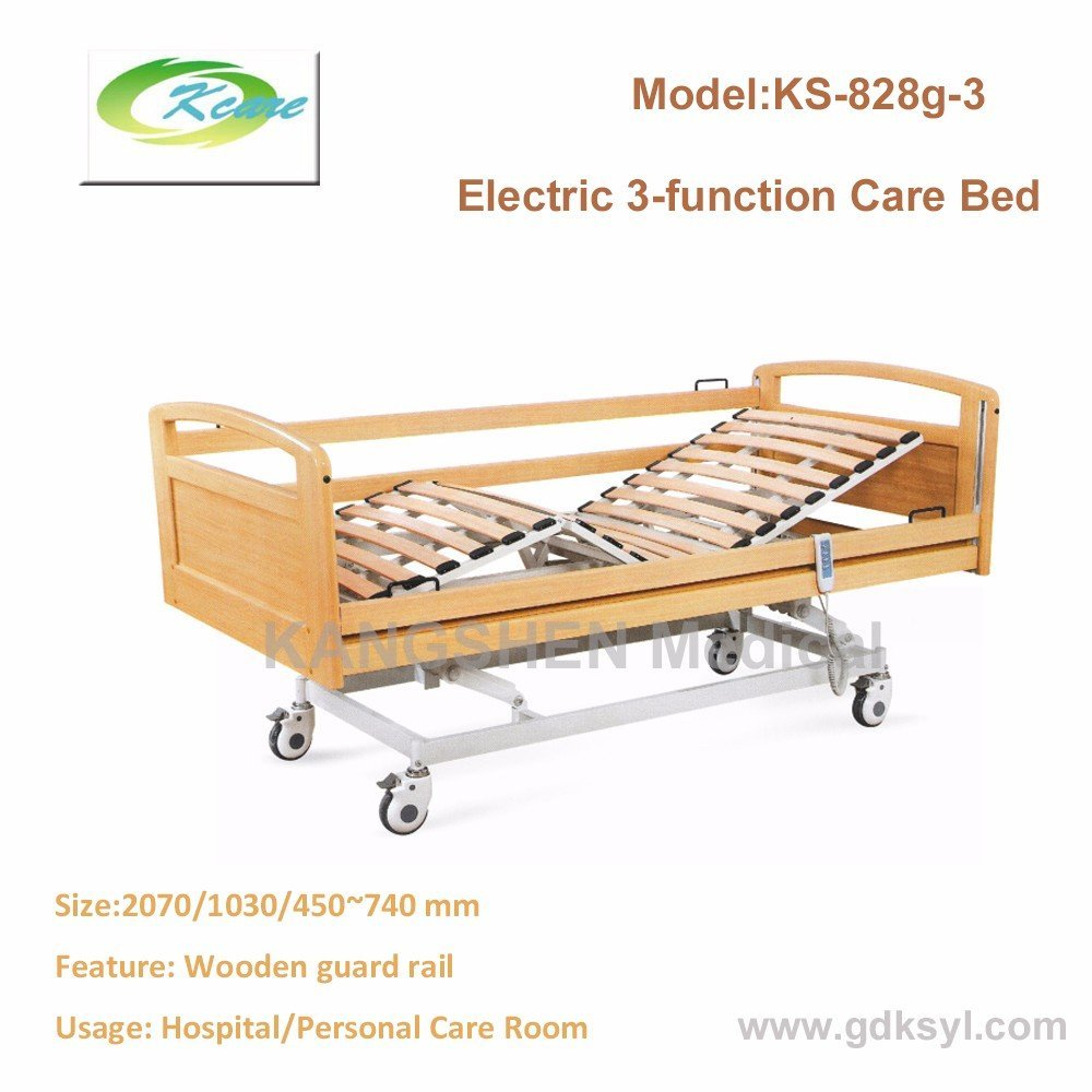 soild solid electric hospital bed for home use Kangshen Medical Brand