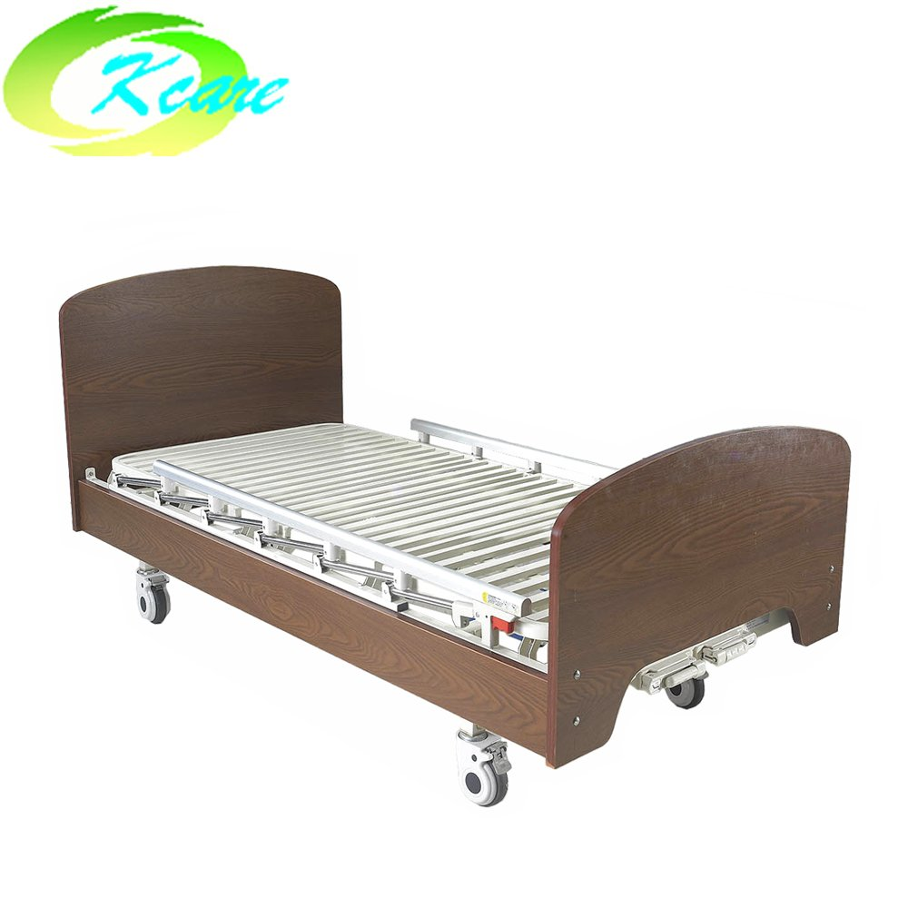 Kangshen Medical Two function manual hospital type beds for home use KS-342-2 Home Care Bed image46