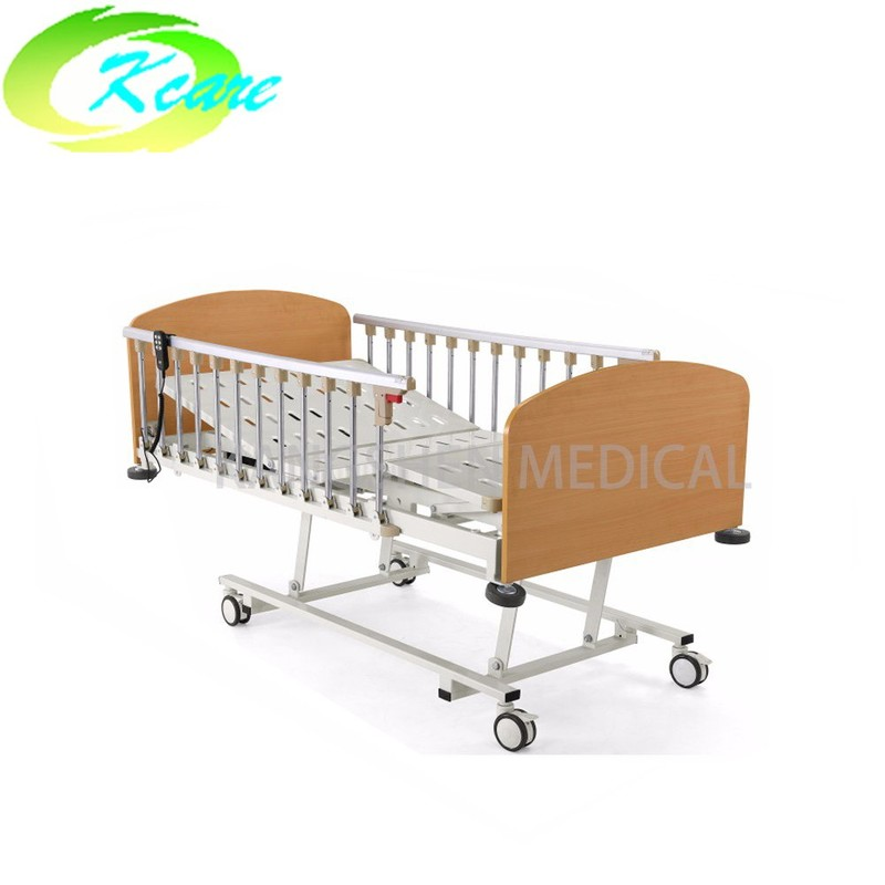 Super low electric three-function home care bed KS-888b