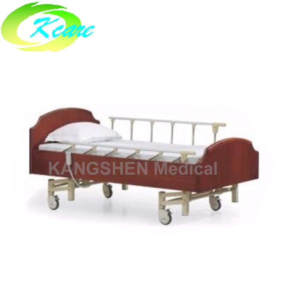 Kangshen Medical Electrical three functions hospital bed for home use KS-828h Home Care Bed image42