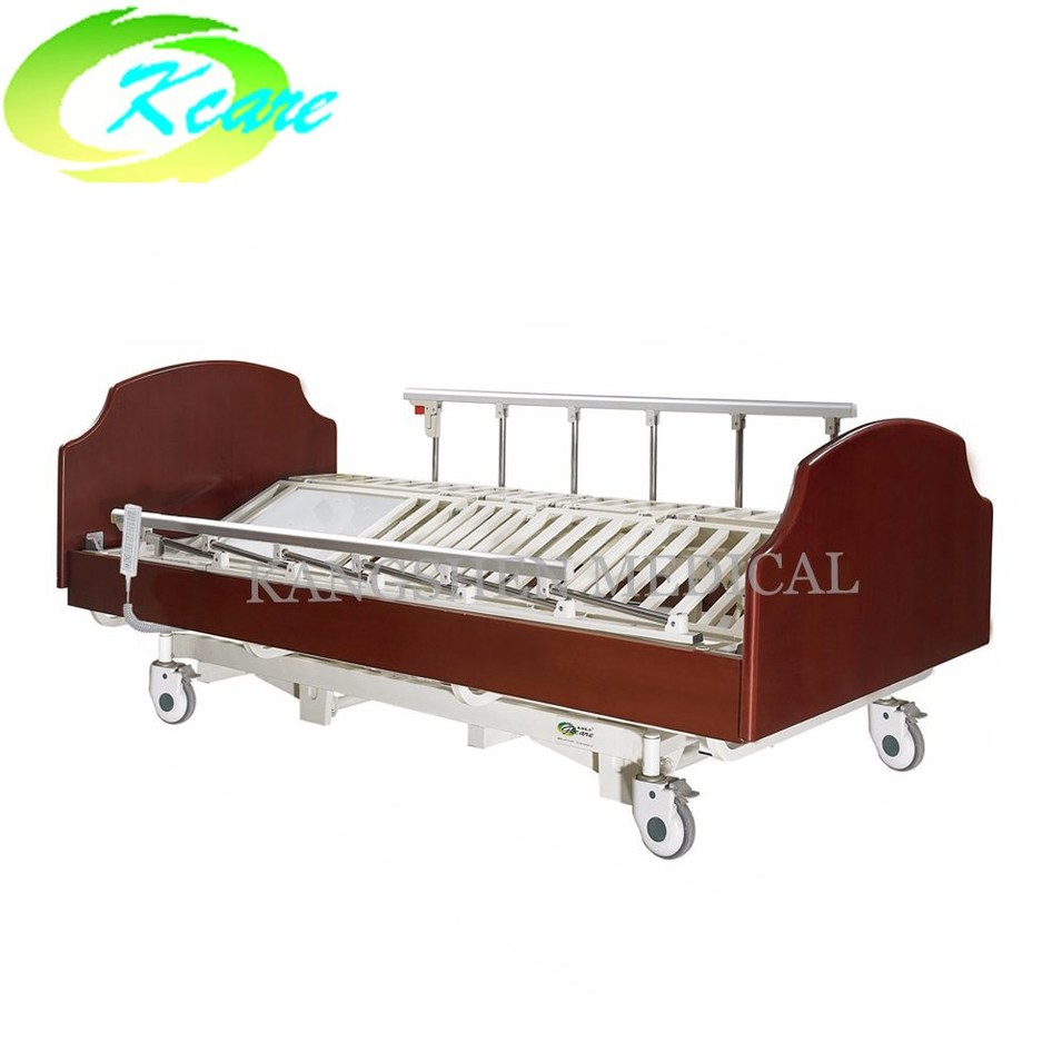 Home hospital bed dimensions multifunction electric home rolling care bed GS-868C